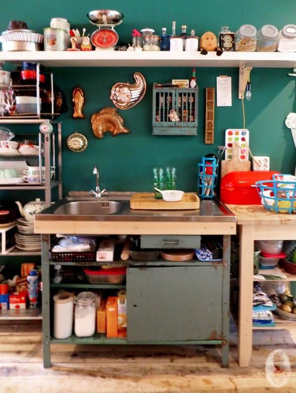 keuken zaansch faam
