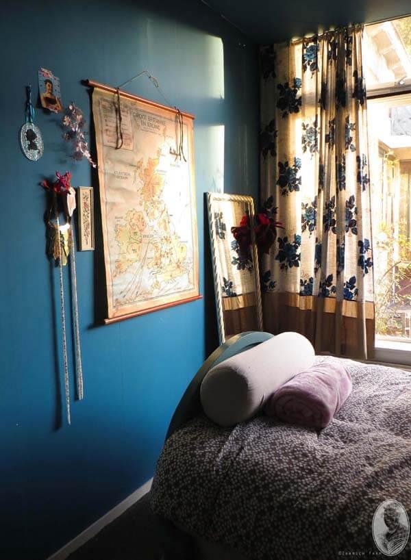 slaapkamer zaansch faam