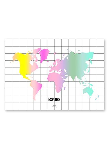 studio-stationery-map-poster-rainbow-per-5-stuks