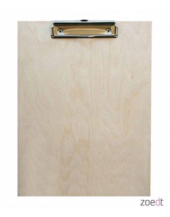 zoedt-handgemaakt-houten-klembord-a4