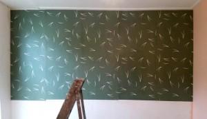 behang-verbouwing-slaapkamer
