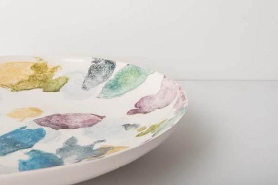 Serving bowl give me petals 2