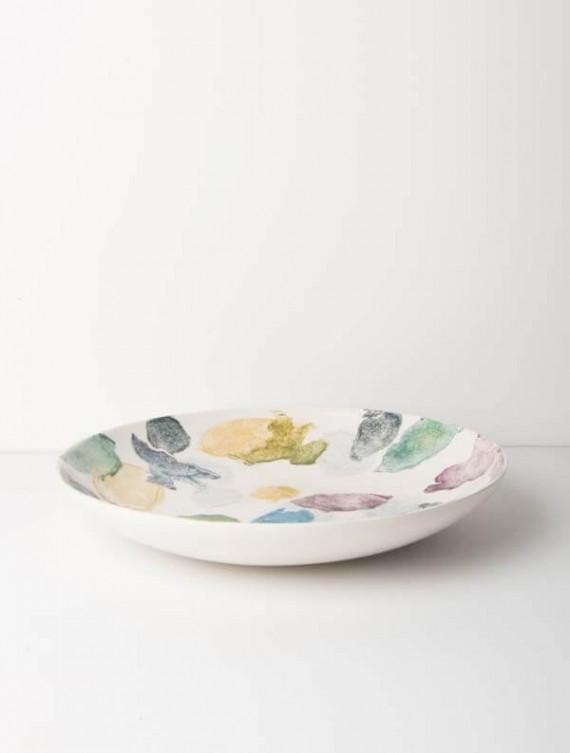 Serving bowl give me petals