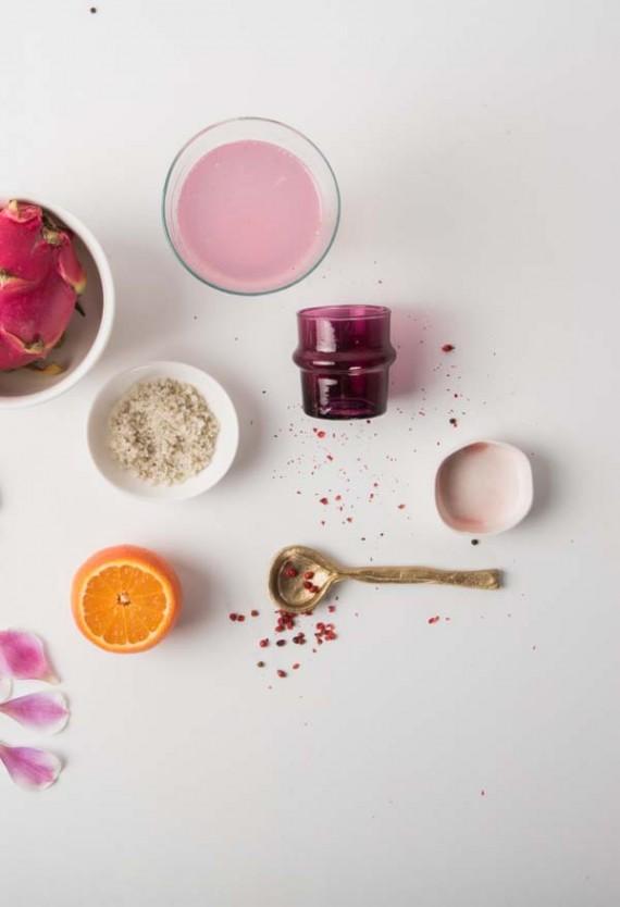 dish pink sfeer