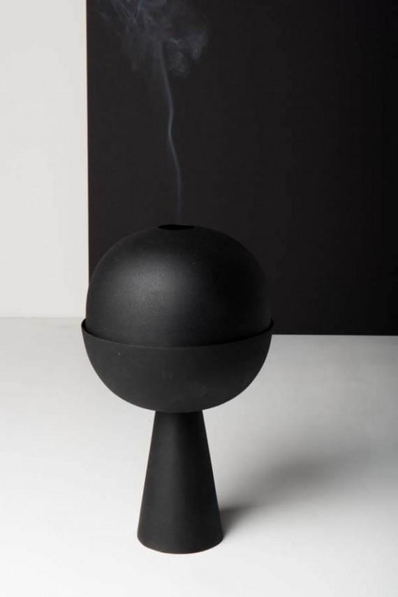 Incense burner black copy