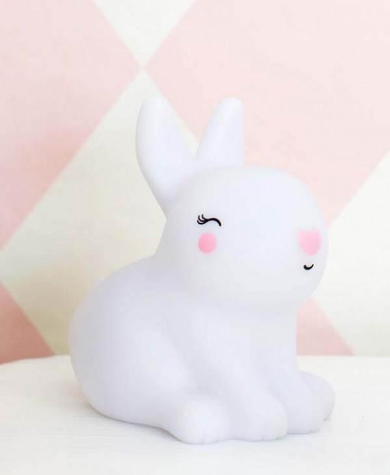 LLBUWH35-4-LR little light bunny
