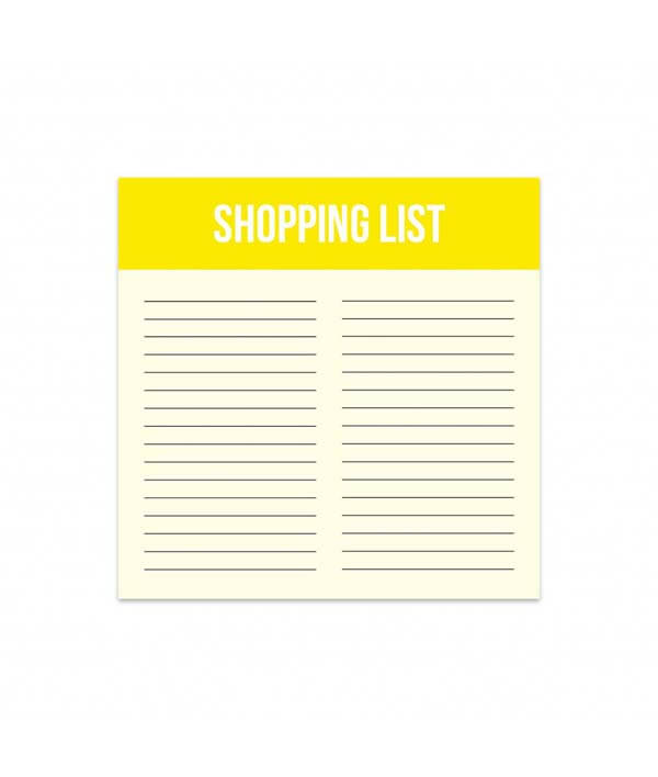 Studio stationery mini shoppinglist zaansch faam webshop for Ariadne at home agenda 2017