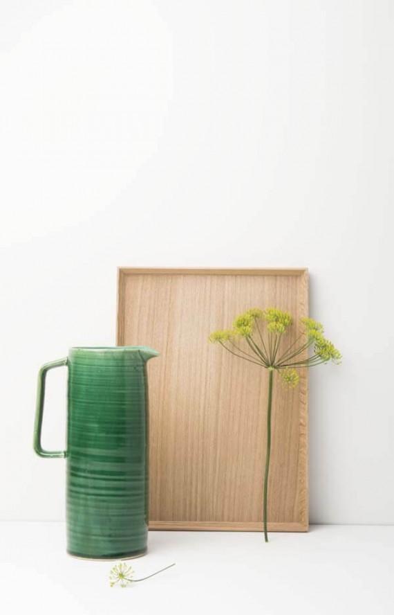 104326 wooden tray sfeer