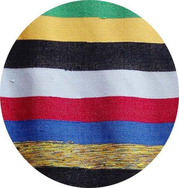 vintage voddenkleed 170235 detail