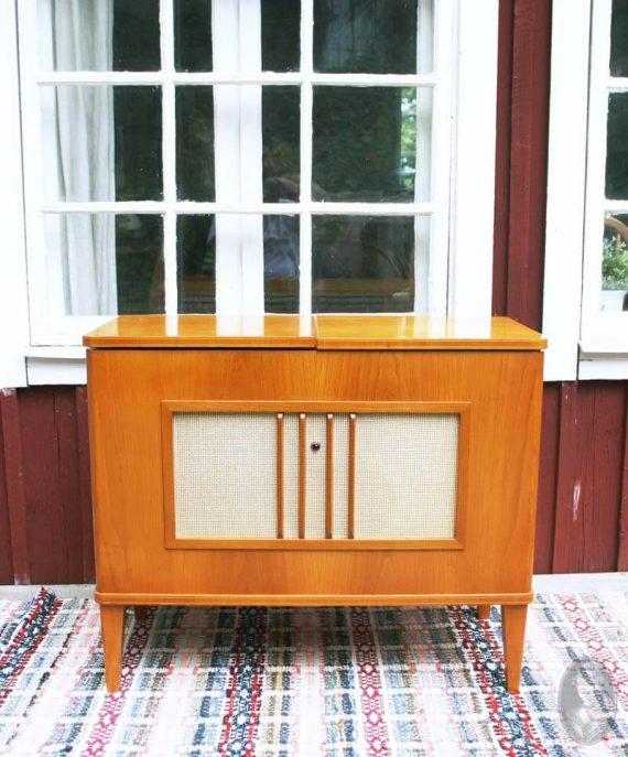 vintage audio meubel stern&stern dicht