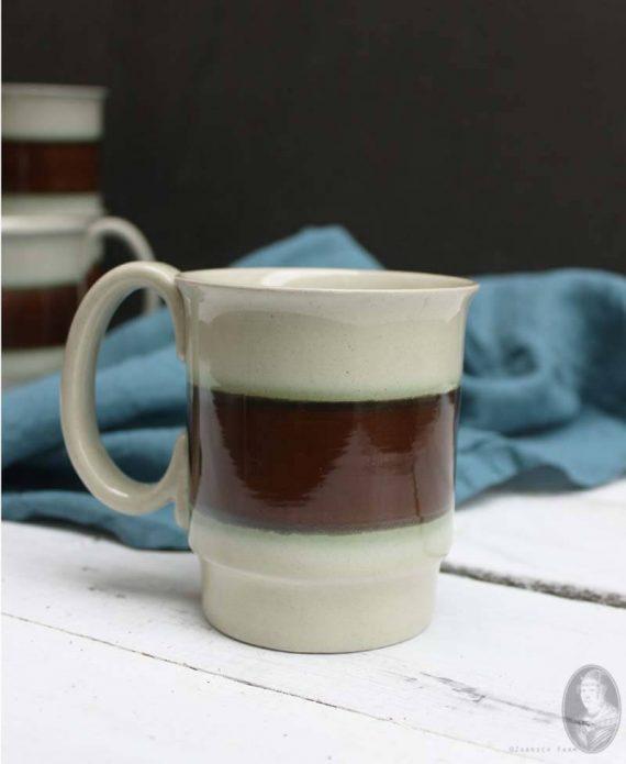 vintage mokken hoganas keramik sweden