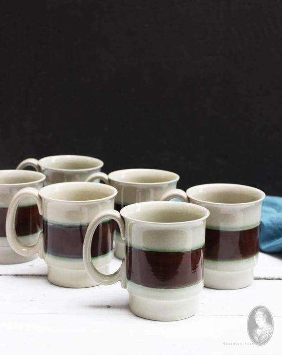 vintage mokken hogans keramik sweden