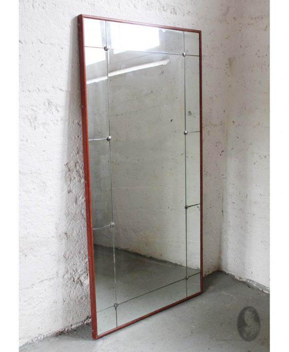 vintage spiegel rechthoekig