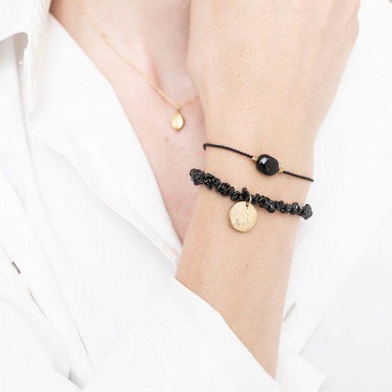 power_black_buddha_gemstonecard_bracelet_1