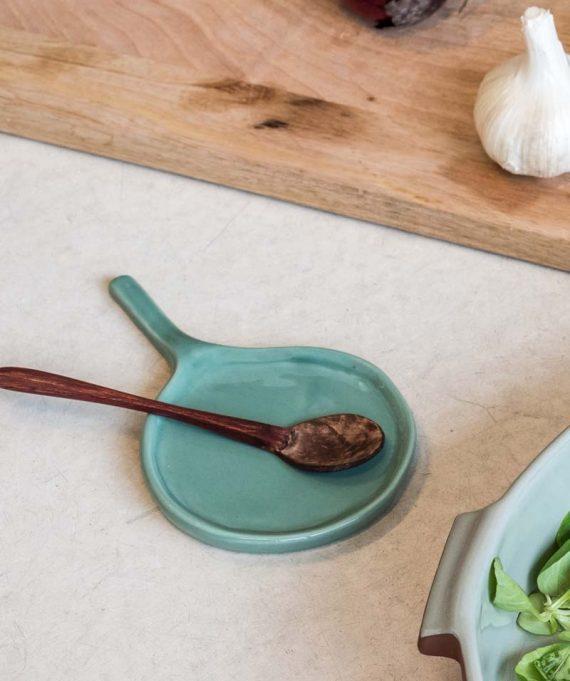 spoon holder happy kitchen