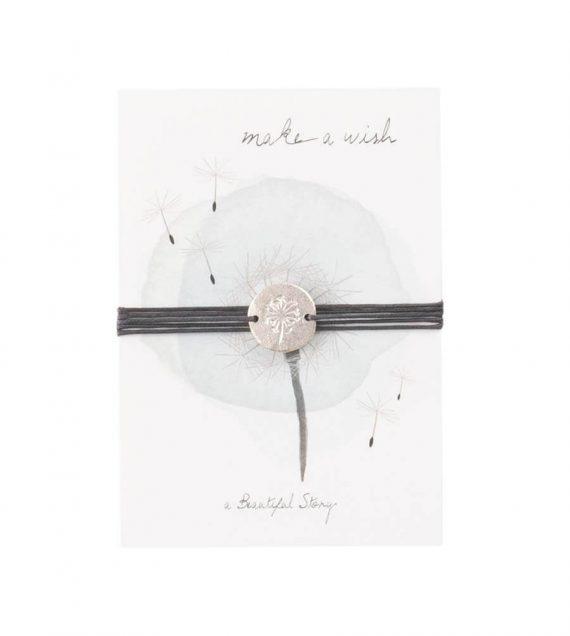 JP00005-Jewelry Postcard Dandelion