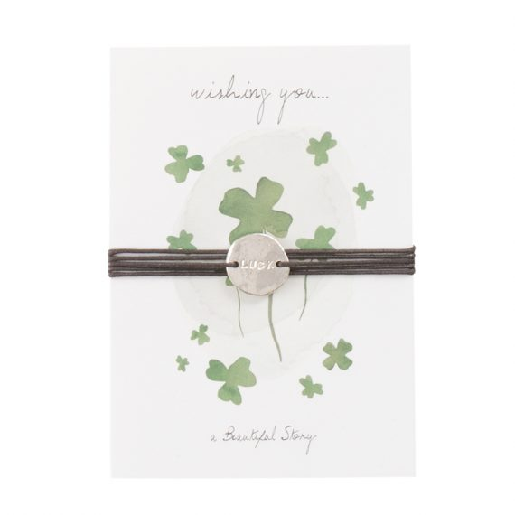 JP00013-Jewelry Postcard Luck