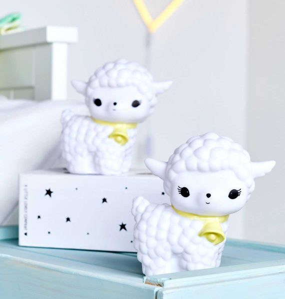 LLLAWH41-LR-5 little light lamb