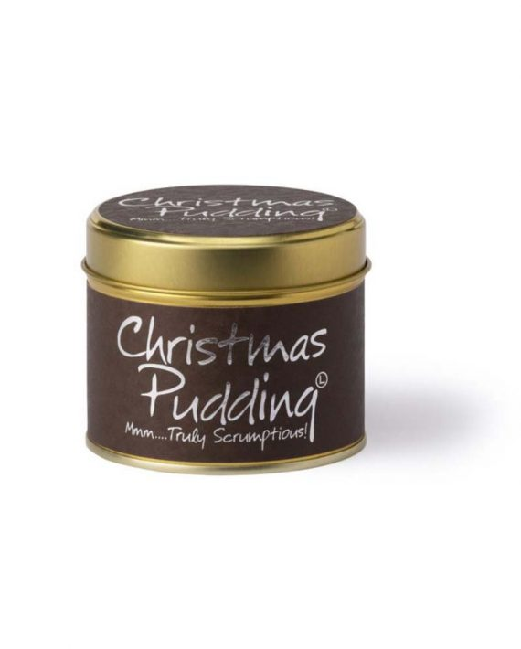christmas pudding lily flame dicht